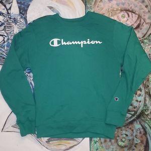 Champion mens crew  sweatshirt